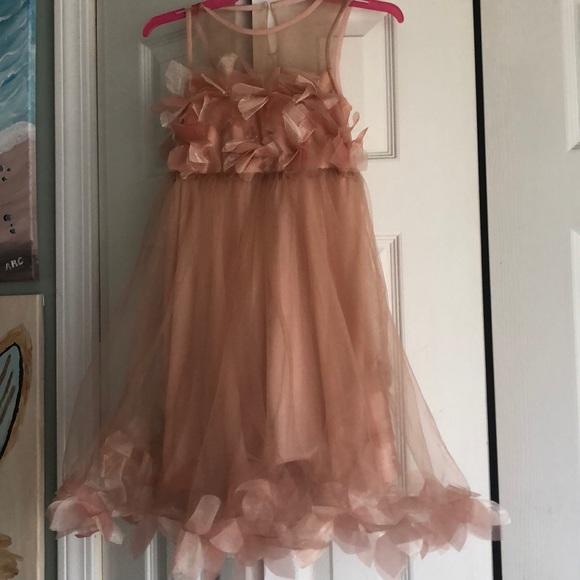 2f63ec8937a9 Dresses | Size 6 Dusty Rose Flower Girl Dress Nwt | Poshmark